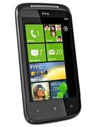 HTC 7 Mozart Price in Pakistan