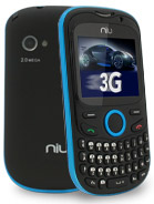 NIU Pana 3G TV N206 Price in Pakistan