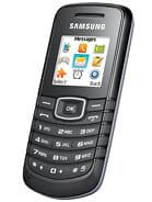 Samsung E1080T Price in Pakistan