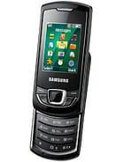 Samsung E2550 Monte Slider Price in Pakistan