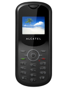 alcatel OT-106 Price in Pakistan