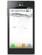 LG Optimus GJ E975W Price in Pakistan