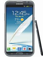 Samsung Galaxy Note II CDMA Price in Pakistan