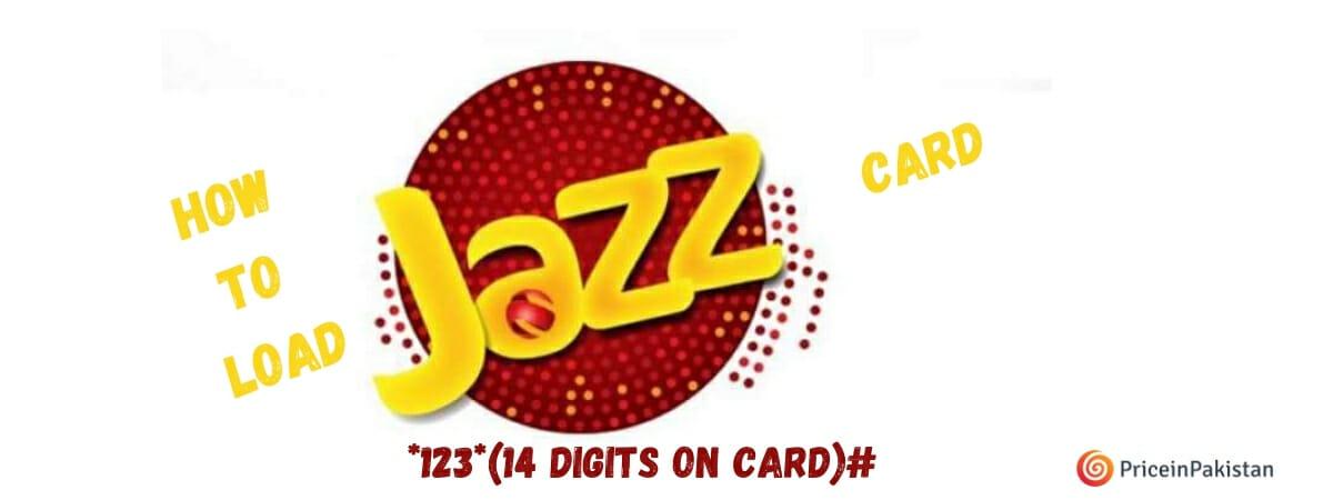 Jazz Card Load
