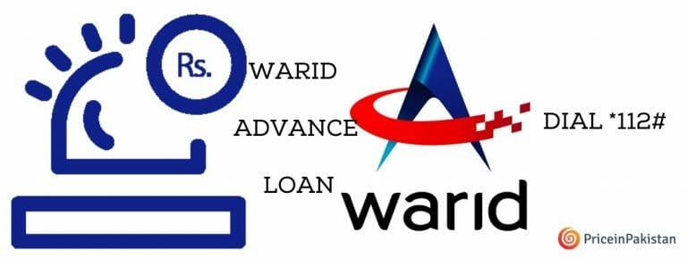 Warid Loan 2021– Warid Advance Balance Code 2021 | Warid Double Advance