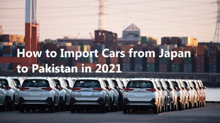 Import cars from Japan