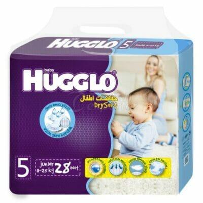 Hugglo Baby diaper price in Pakistan