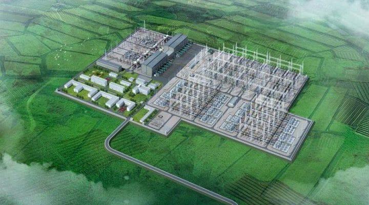 Matiari-Lahore HVDC Transmission Project