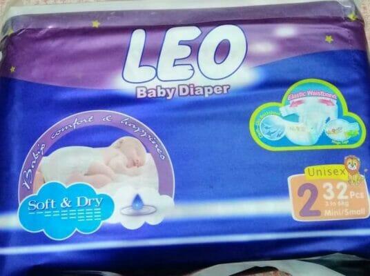 LEO Baby Diapers