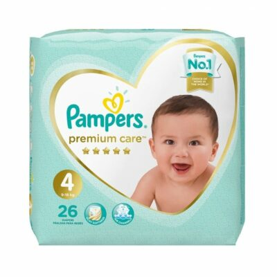Pamper Baby Diapers and baby diaper