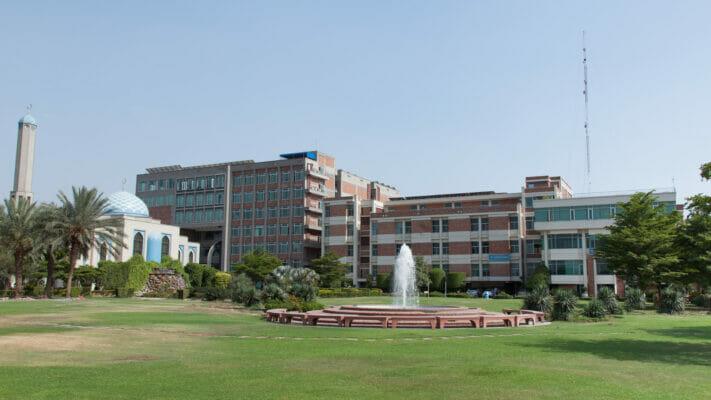 Best Civil Engineering Universities in Pakistan