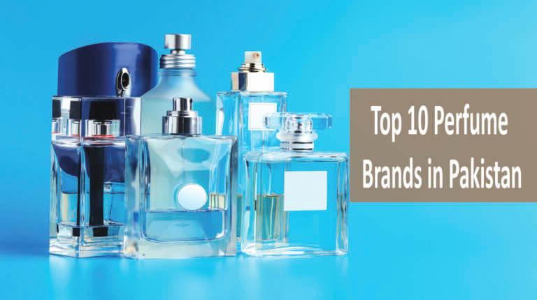 10 Best Perfumes in Pakistan