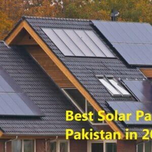 Best Solar Panels in Pakistan in 2021