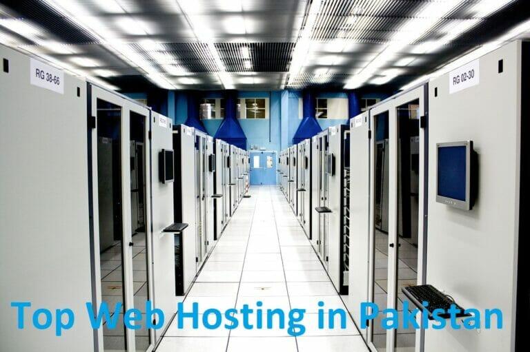 Top Web Hostings in Pakistan
