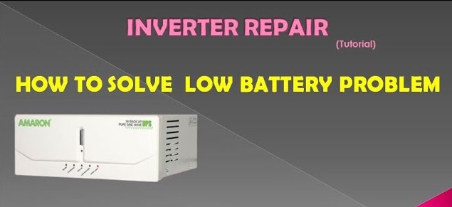 Solve Low Voltage Issues in Home Inverters