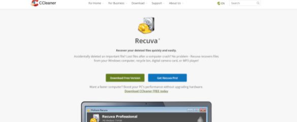 5 data recovery software's